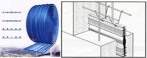 Băng cản nước chống thấm PVC V20,V200 – waterstop giá rẻ nhất
