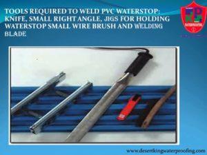 Băng cản nước PVC