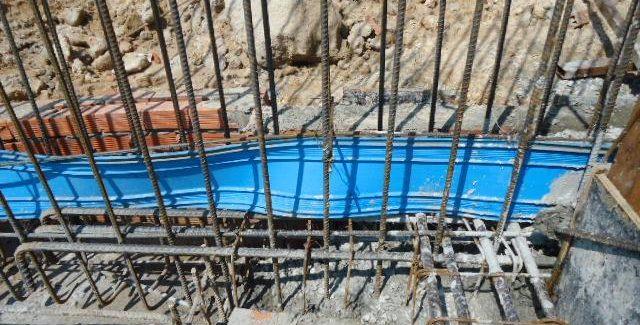 băng cản nước waterstop với công trình