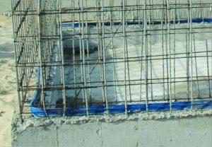 băng cản nước pvc chống thấm