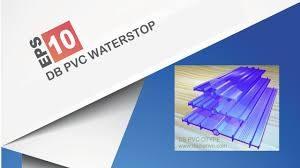 Băng cản nước waterstop