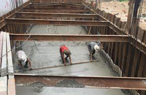 mạch ngừng thi công xây dựng