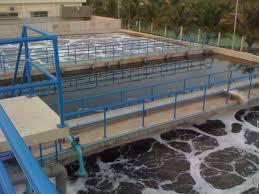 công trình xử lý nước thải